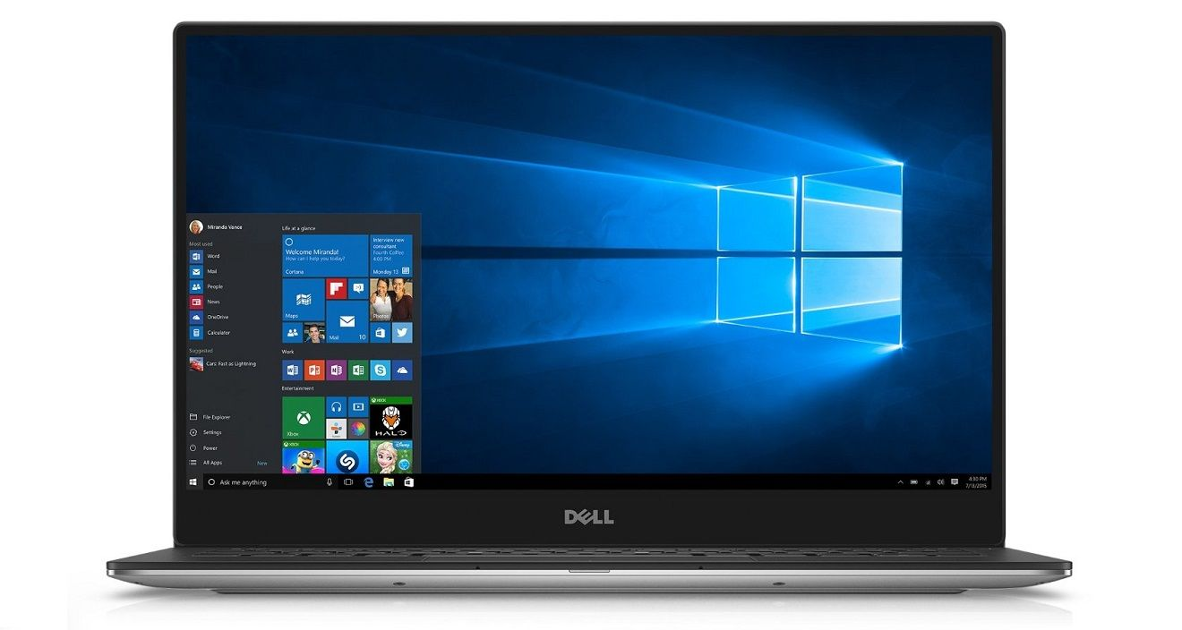 Dell XPS9350-4007SLV Signature Edition