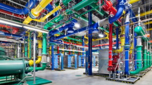 Google Data Center Virtual Trip