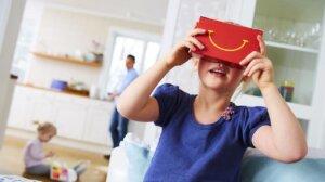 McDonalds VR Viewer