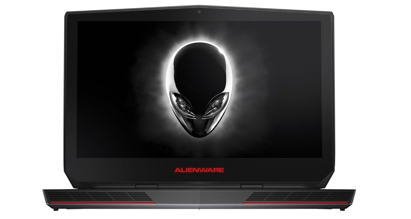 Alienware 15 Touch ANW15-8214SLV Signature Edition Laptop