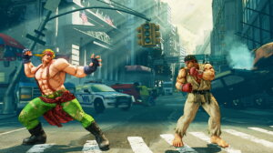 Street Fighter V Rage-quitters