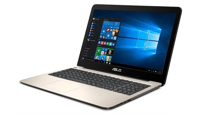 ASUS F556UA-AS54 Design