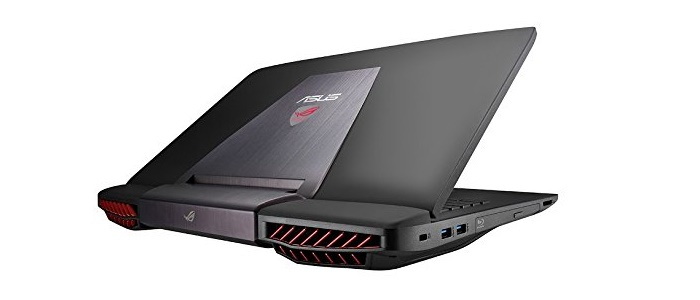 ASUS ROG G751JY-VS71(WX) Gaming Laptop Design
