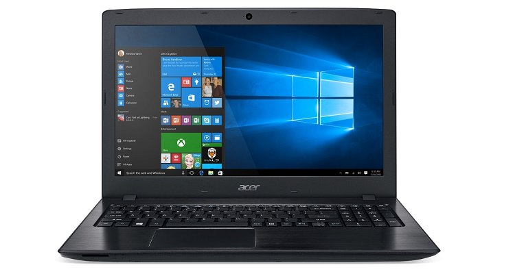 Review: Acer Aspire E 15 E5-575G-53VG