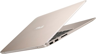 Asus ZenBook Ports and Connectivity