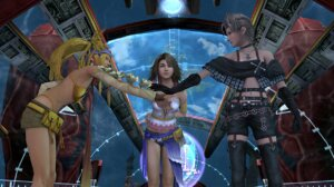 Final Fantasy X/X-2 HD Remaster Is Coming to PC This Week Via Steam
