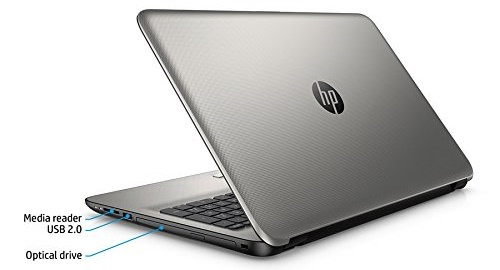 HP 15-ac121nr: Design, look and feel