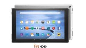 Now Buy Amazon Fire HD 10 Tab in All-Metal