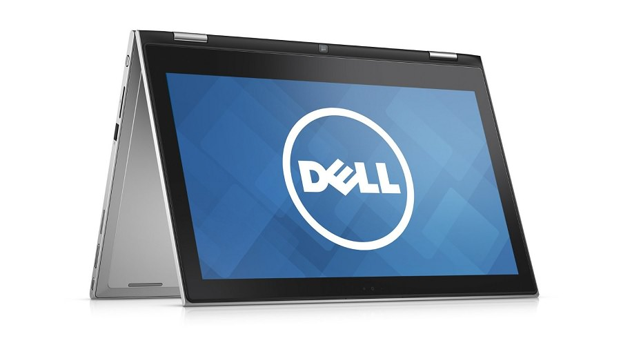 Dell Inspiron 13 i7359-8408SLV Tent Mode