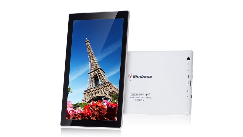 Simbans Valumax 10-inch Tablet, 16GB