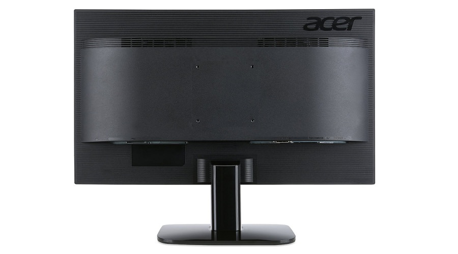 Acer KA240H bd 24-inch LED Monitor Back