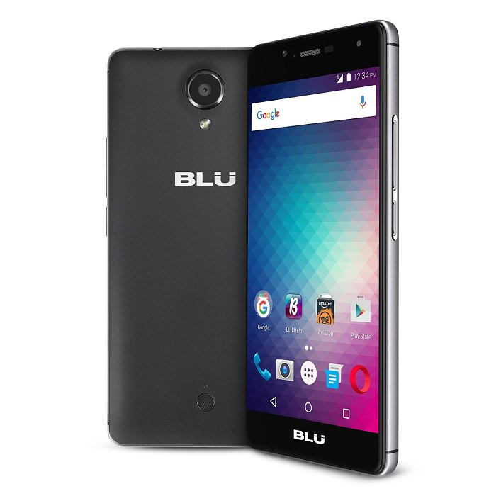 BLU R1 HD Front and Back