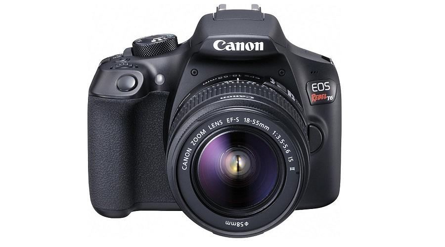 Canon EOS Rebel T6 aka Canon EOS 1300D