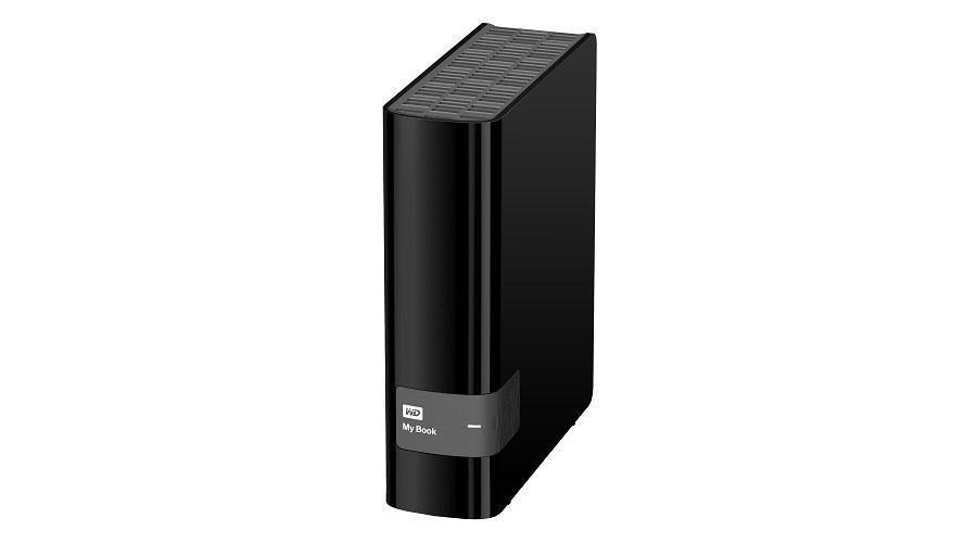 WD My Book Desktop External Hard Drive [WDBFJK0040HBK-NESN]