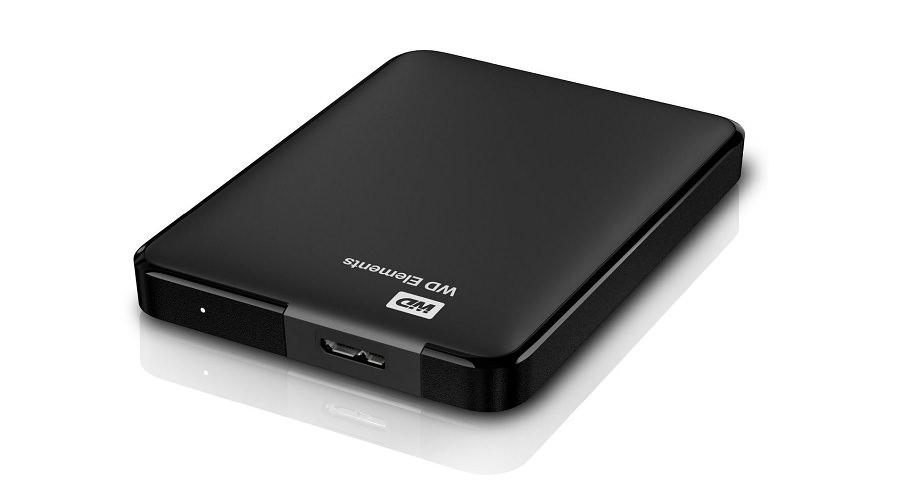 WD Elements Portable External Hard Drive [WDBUZG0010BBK-EESN]