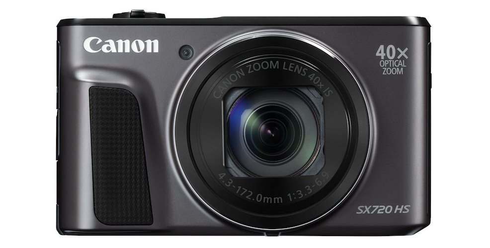 Deal on Canon PowerShot SX720 HS Camera