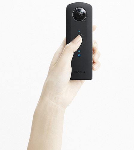 Deal on Ricoh Theta S Digital Camera