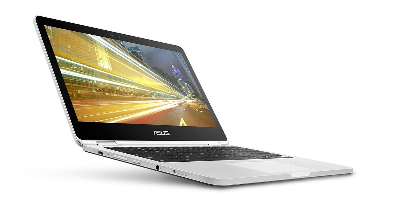 ASUS C302CA-DHM4 Review: This Chromebook's Got Some Moves