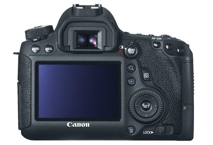 Canon EOS 6D DSLR Camera