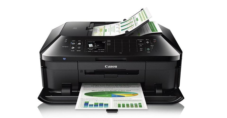 Canon MX922 Office and Business Printer