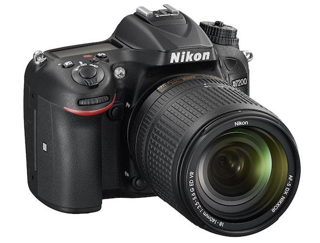 Nikon D7200 Digital SLR Camera