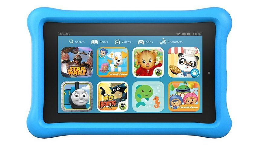Fire Kids Edition Tablet