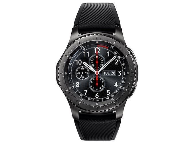 Samsung Gear S3 Frontier - Smart Watch