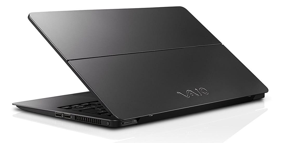 VAIO Z Flip VJZ13BX0211B 2-in-1 Laptop