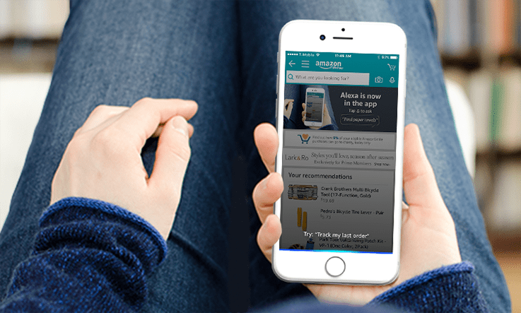 Amazon Alexa Voice Assistant for iOS