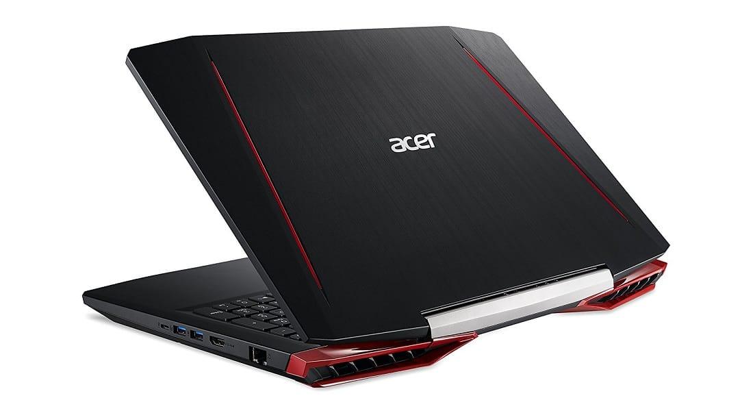 Acer Aspire VX5-591G-75RM Connectivity Options