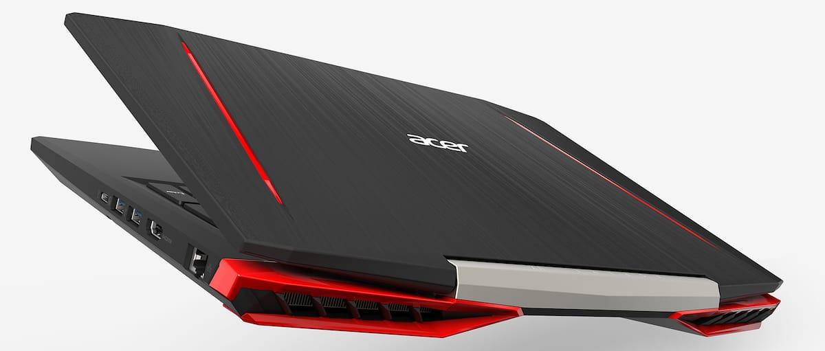 Acer Aspire VX5-591G-75RM Design