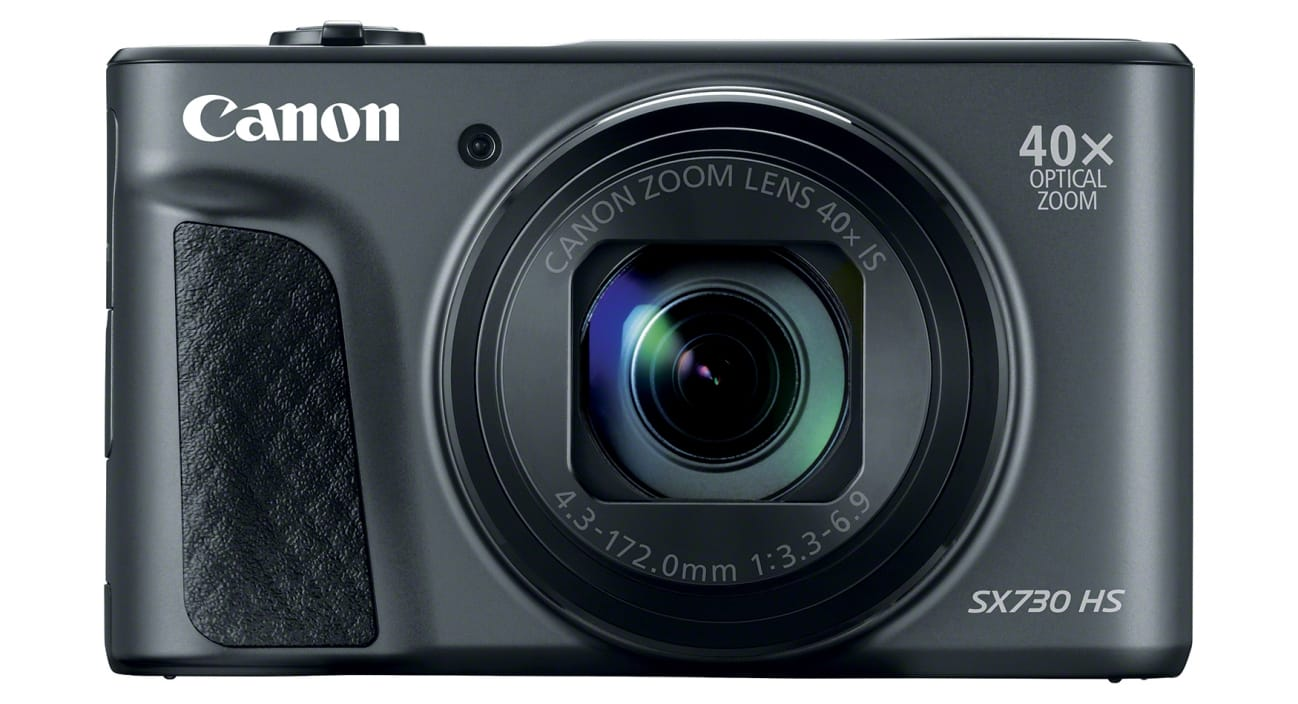 Canon Unveils PowerShot SX730 HS Digital Camera