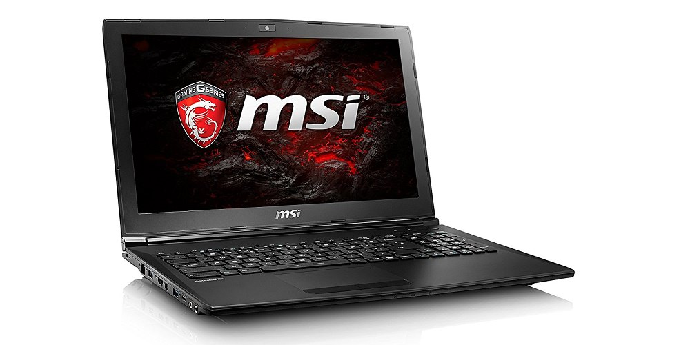 Best Laptop for Gaming MSI GL62M 7RE-407