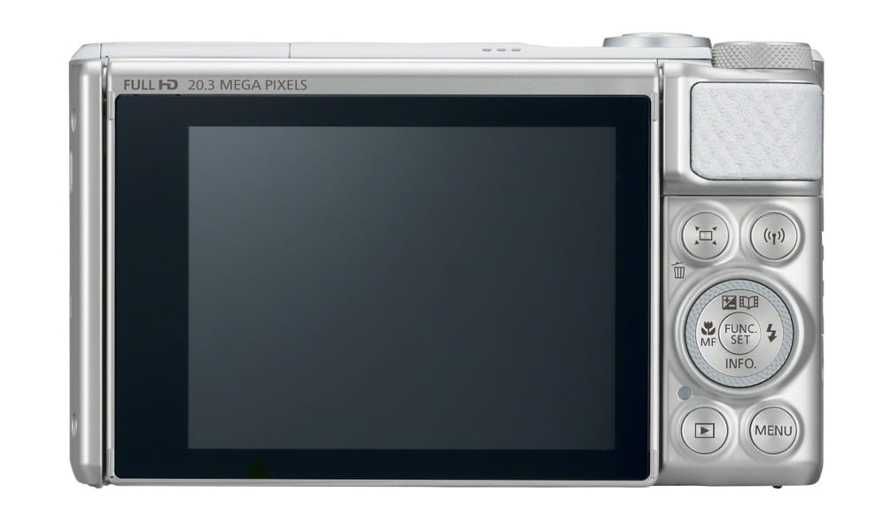 PowerShot SX730 Display