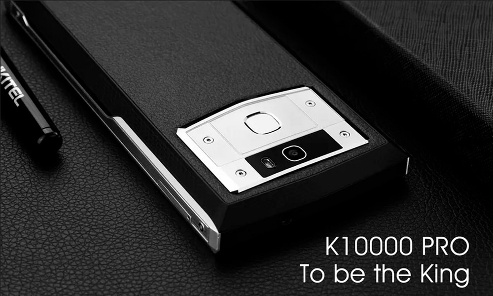 K10000 Pro With 10,000mAh Battery