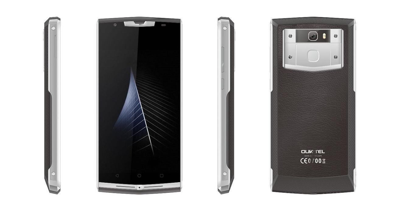OUKITEL K10000 Pro with 10,000mAh battery