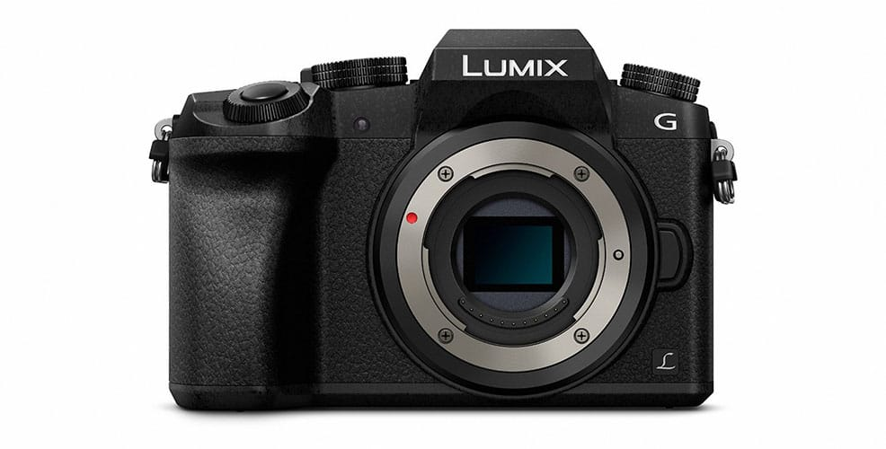 Panasonic LUMIX DMC-G7KK Mirrorless Camera