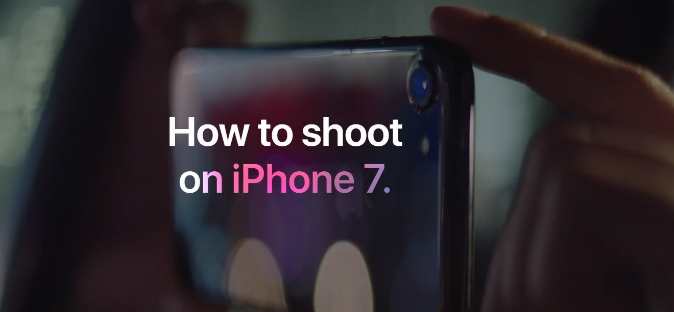 Want to Shoot Better Photos on iPhone? Let Apple Show You That