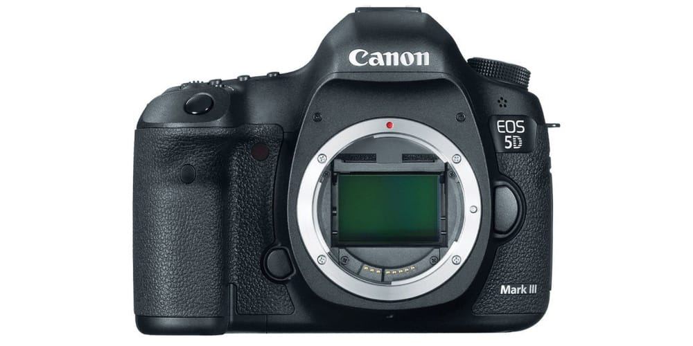 Canon EOS 5D Mark III Deals