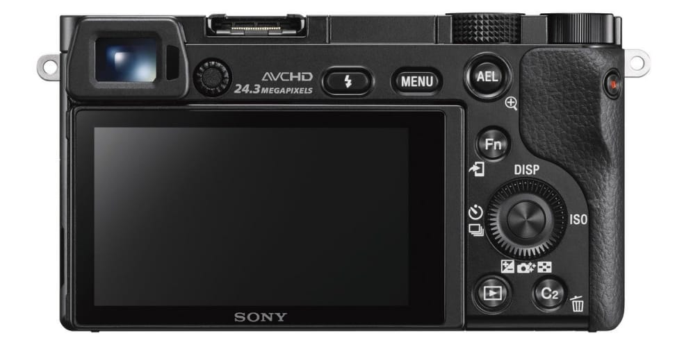 Sony Alpha a6000 Mirrorless Camera Deal