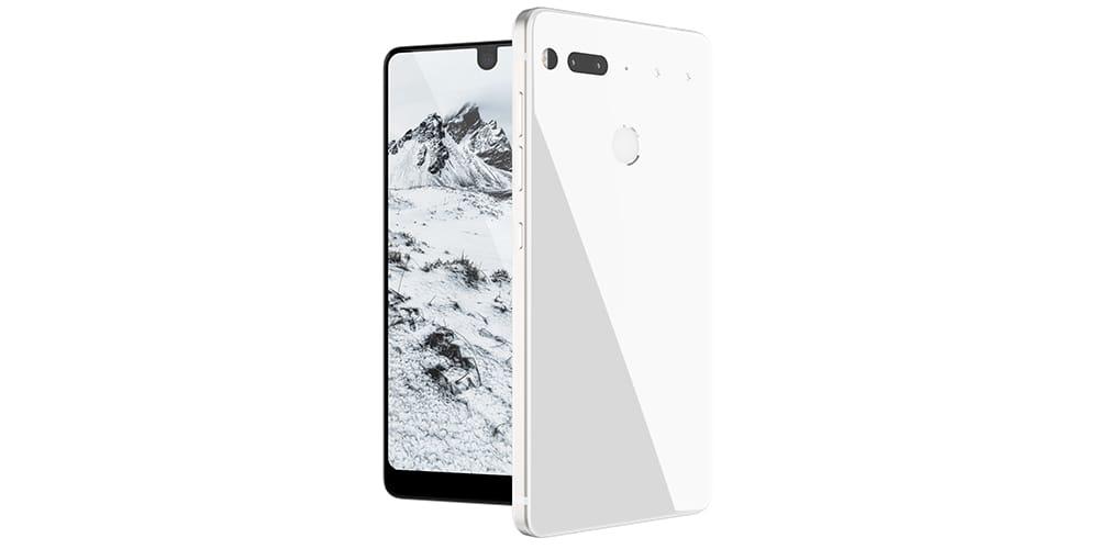 Essential Smartphone Pure White