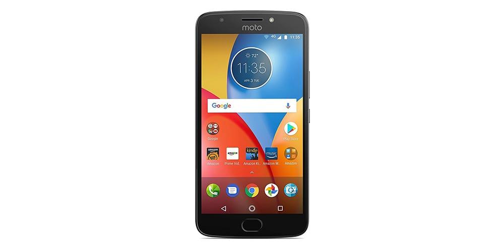 Moto E4 Plus Smartphone Deal on Amazon
