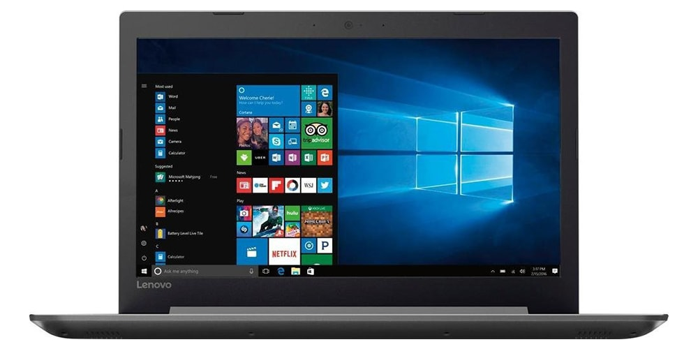 Lenovo 320-15 Laptop Review