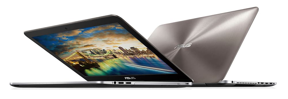 VivoBook Pro N552VX Tech Specs