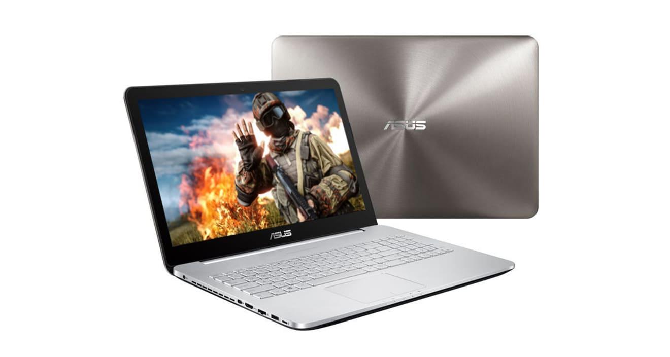 ASUS VivoBook Pro N552VX-US51T