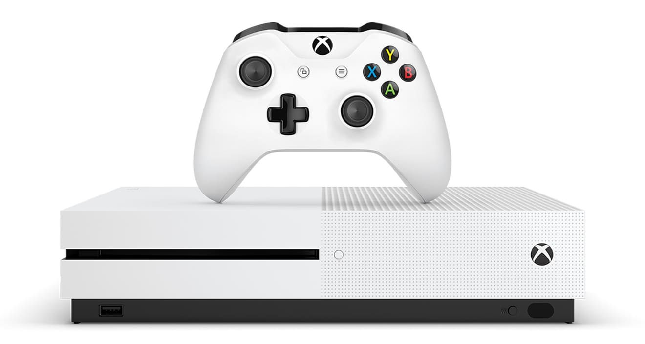 Xbox One S Makes Its Way to India: Available for Pre-orders