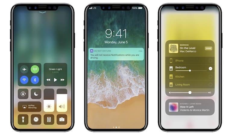 iPhone X aka iPhone 8