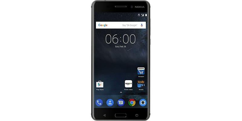 Best Smartphones of 2017 - Nokia 6