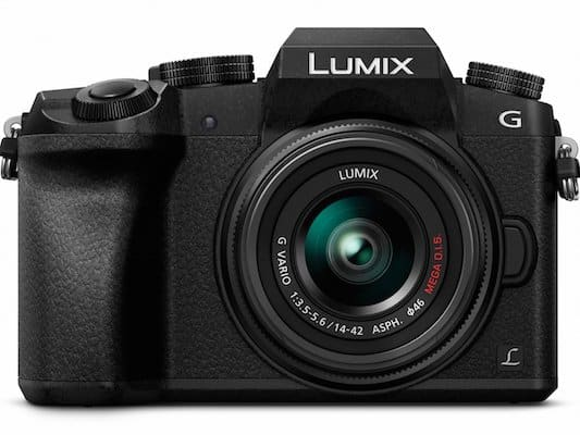 Panasonic Lumix G7 Camera Deal