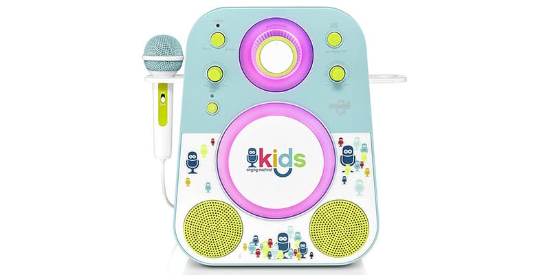Singing Machine Kids Sing-Along Speaker